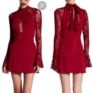 FREE PEOPLE IT'S NOW OR NEVER  DRESS SIZE S